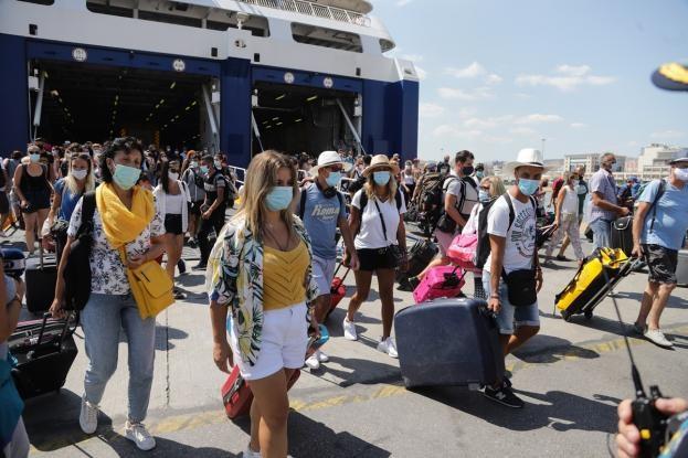 Κορονοϊός – Ταξίδι με πλοίο: Ποια έγγραφα πρέπει να έχετε μαζί σας