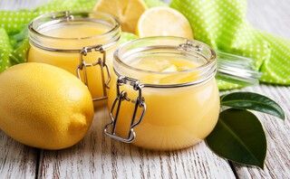 Εύκολη κρέμα λεμονιού