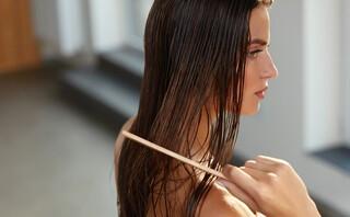 Πόσο ασφαλές για την υγεία των μαλλιών σας είναι το βούρτσισμά τους όταν είναι υγρά